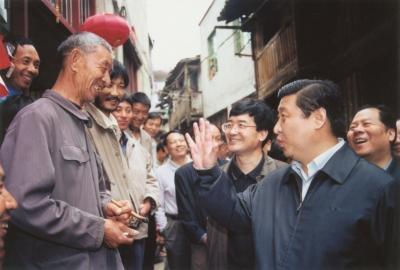 一見·三次用典,理解總書記弘揚中華優秀傳統文化的深意