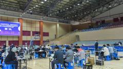 """全省职业院校技能大赛""""嵌入式技术应用开发""""赛项在江苏电子信息职业学院举行"""