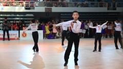 盱眙县举办2021中国·天泉湖体育舞蹈公开赛暨中国·盱眙首届体育舞蹈公开赛
