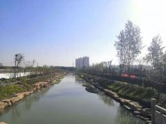 江苏淮安:治出一方水清  换来一城美景