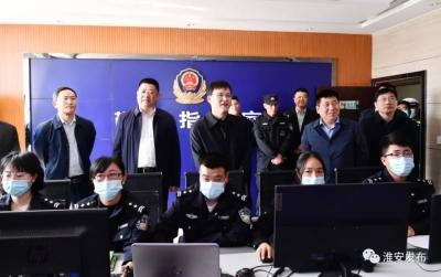 今天,市長陳之常來到這些地方,檢查安全生産和常態化疫情防控工作!