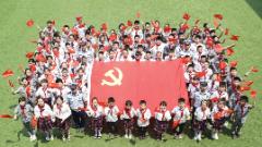 江蘇淮安:我和黨旗的故事講給你聽