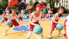 《紅心籃球夢》賽前訓練