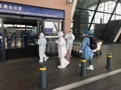 【暖新聞】江蘇淮安:回家的路,同胞守護!