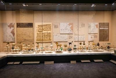 """让古运河重生的新""""馆""""察 扬州中国大运河博物馆今日正式建成开放"""