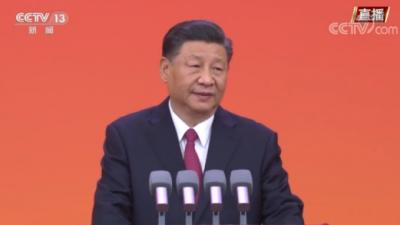 """习近平在庆祝中国共产党成立100周年""""七一勋章""""颁授仪式上发表重要讲话"""