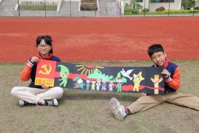 童心永向党,红色代代传!江苏青少年掀起党史学习教育热潮