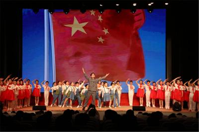 【奋斗百年路 启航新征程】 江苏淮安:学习百年党史 凝聚奋进力量