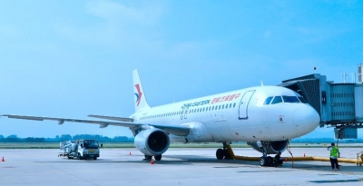 南京禄口机场恢复国内航班运行