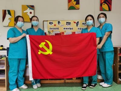 """开学第一课,南京这支抗疫医疗队给孩子们留下两堂温馨""""课程"""""""