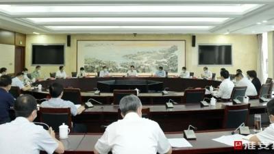 市委深改委举行第十三次会议