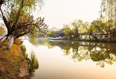 """""""河""""你在一起!运河城市写给扬州的""""表白信""""刷屏了"""