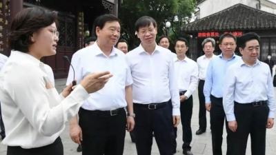 深度   江苏省委书记前后调研十余次,这条自带光环的文化带魅力何来?