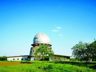 """我国新发现一颗彗星  位于江苏盱眙的这座观测站""""立功""""!"""